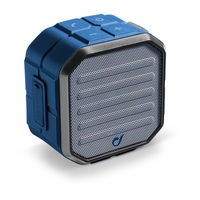 Cellularline Muscle Universal Bluetooth Speaker, Blue