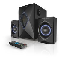 Creative E2800 2.1 High Performance Speakers System, Black