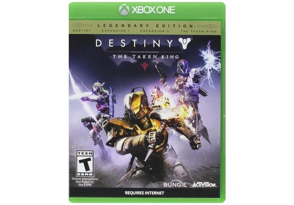 Destiny The Taken King Legendary Edition for Xbox 1