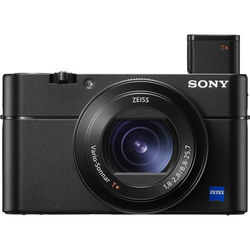 Sony Cyber-shot DSC-RX100M5 Digital Camera