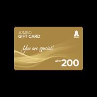 Jumbo Online Gift Card, 200