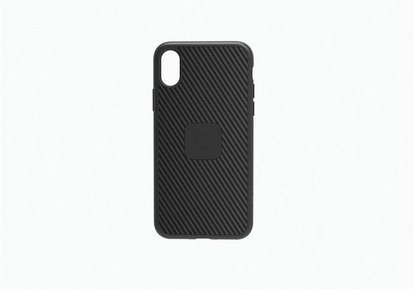 Cygnett (CY2238CPURB) iPhone X Slim Case with Carbon Fibre in Black