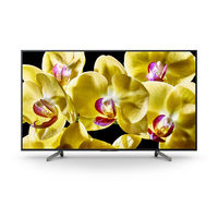 "Sony 55"" X80G LED 4K Ultra HD Smart TV"