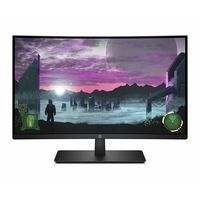 HP 1AT01AA 27x Curved Gaming Monitor Full HD, Black