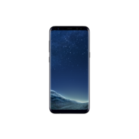 Samsung Galaxy S8+ Smartphone LTE, Midnight Black
