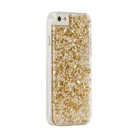 Case Mate Karat Case For iPhone 7, Gold / Clear