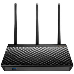 Asus RT-AC66U B1 AC1750 Dual-Band WiFi Router