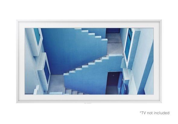 Samsung (2020) 55  The Frame Customizable Bezel, White