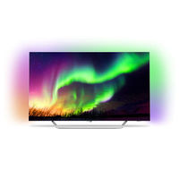 "Philips 55OLED873 55"" 4K Razor Slim OLED Smart TV"