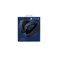PS4 Wireless Stereo Headset Gold