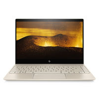 "HP ENVY 13-AD100NE i7 8GB, 512GB 13.3"" Laptop, Gold"