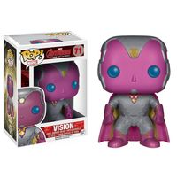 Funko POP Marvel Avengers 2 Vision Bobble Head Action Figure