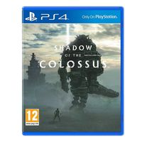 Shadow Of Colossus for PS4