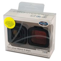 Pro Mounts Glass Filter RED