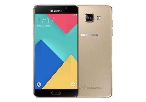 Samsung Galaxy A7 (2016) 16GB LTE Smartphone, Gold