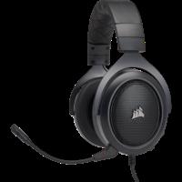 Corsair HS60 Surround Gaming Headset, Carbon