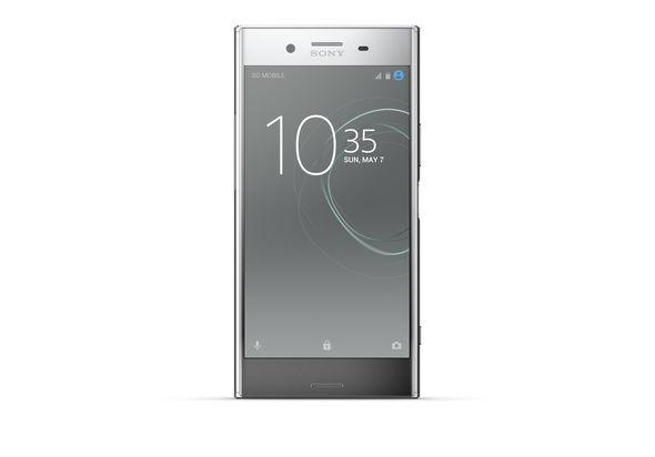 Sony Xperia XZ Premium Smartphone LTE, Chrome
