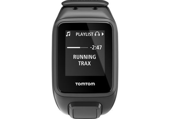 TomTom Spark Fit Cardio+ Music Large, Black