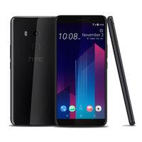 HTC U11+ Smartphone LTE, Translucent Black