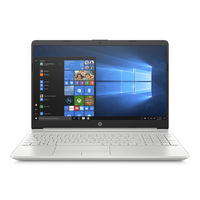 "HP Notebook 15-DW0002NE i5 8GB, 256GB 2GB Graphic 15"" Laptop, Silver"