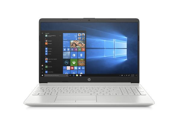 HP Notebook 15-DW0002NE i5 8GB, 256GB 2GB Graphic 15  Laptop, Silver