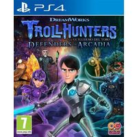 Pre Order Trollhunters: Defenders of Arcadia for PS4
