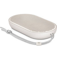 B&O PLAY by Bang & Olufsen Beoplay P2 Personal Bluetooth Speaker, Sand Stone