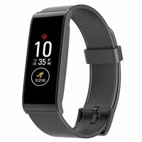 MyKronoz ZeFit 4 HR Activity and Heart Rate Tracker,  Black
