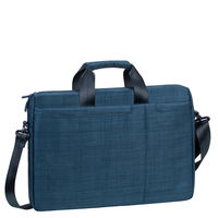"Rivacase Laptop bag 15.6"" , Blue"