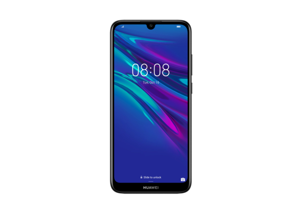 Huawei Y6 Prime 2019 Smartphone LTE,  Sapphire Blue