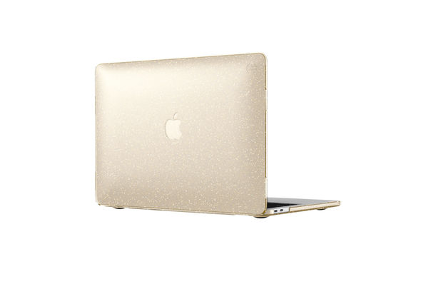 Speck Smartshell Glitter Macbook Pro With retina display 13  Case, Gold