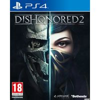 Dishonored+ Tomb Raider for PS4