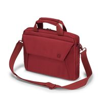 "Dicota Briefcase 13.3"" (Red)"