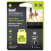 Leef Access-C MicroSD Card Reader
