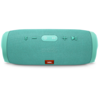 JBL Charge 3 Waterproof Bluetooth Speaker, Turquoise