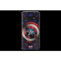 Samsung Galaxy S10 Marvel Back Case, Captain America