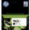 HP 963XL High Yield Ink Cartridge,  Black