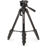Benro T880EX Digital Aluminum Tripod with 3-Way Pan/Tilt Head