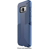 Speck Presidio Grip Case for Samsung Galaxy S8, Marine blue/Twilight blue