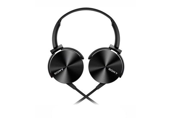 Sony Extra Bass (XB) MDR XB450 BV Headphones