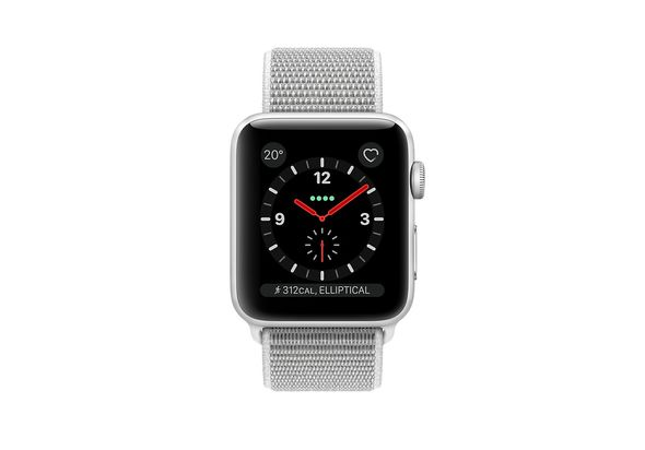 Buy Apple Watch Series 3 With Cellular 42mm Silver