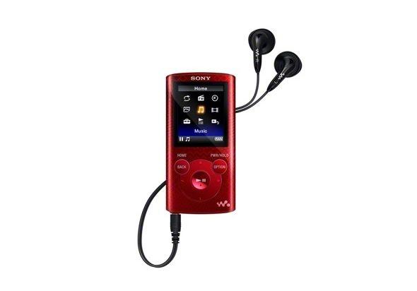 Sony 4GB E Series Digital Media Player