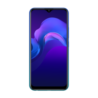 Vivo Y12 Smartphone LTE,  Aqua Blue