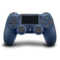 Sony PS4 Dualshock Wireless Controller, Midnight Blue