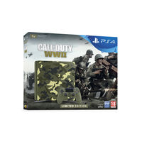 Sony Playstation 4 1TB Call Of Duty: WWII Limited Edition Bundle