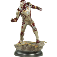 Sideshow Iron Man Mark 42 Quarter Scale Maquette by Sideshow Collectibles