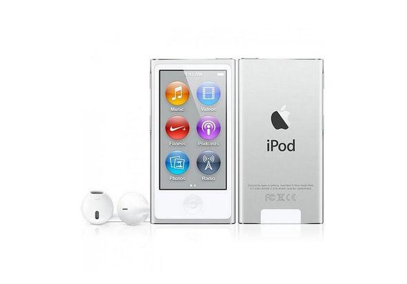 Apple iPod nano 16GB, Silver