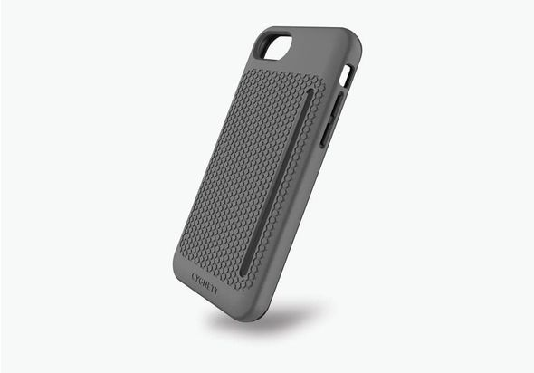 Cygnett Workmate Pro Case for iPhone 7, Grey/Black