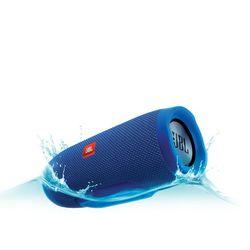 JBL Charge 3 Portable Bluetooth speaker, Blue