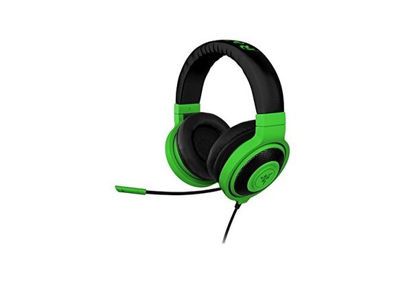 Razer Kraken Mobile Headphones, Green